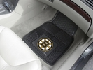 "Fan Mats 10497  NHL - Boston Bruins 17"" x 27"" Heavy Duty Vinyl Car Mat Set"