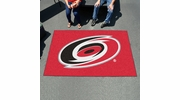 Fan Mats 10527  NHL - Carolina Hurricanes 5' x 8' Ulti-Mat Area Rug / Mat