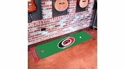 "Fan Mats 10531  NHL - Carolina Hurricanes 18"" x 72"" Putting Green Mat"