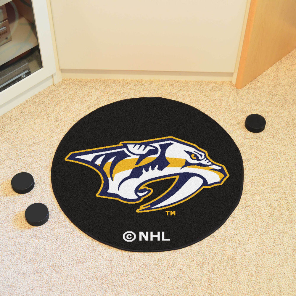 Fan Mats 10583 Nhl Nashville