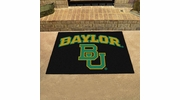 "Fan Mats 1060  Baylor University Bears 33.75"" x 42.5"" All-Star Series Area Rug / Mat"