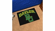 "Fan Mats 1061  Baylor University Bears 19"" x 30"" Starter Series Area Rug / Mat"