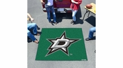 Fan Mats 10636  NHL - Dallas Stars 5' x 6' Tailgater Mat / Area Rug