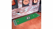 "Fan Mats 10641  NHL - Dallas Stars 18"" x 72"" Putting Green Mat"