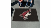 Fan Mats 10659  NHL - Arizona Coyotes 5' x 8' Ulti-Mat Area Rug / Mat