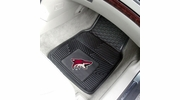 "Fan Mats 10662  NHL - Arizona Coyotes 17"" x 27"" Heavy Duty Vinyl Car Mat Set"