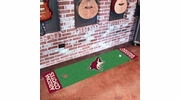 "Fan Mats 10663  NHL - Arizona Coyotes 18"" x 72"" Putting Green Mat"