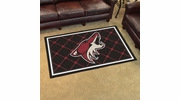 Fan Mats 10665  NHL - Arizona Coyotes 4' x 6' Area Rug