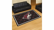 Fan Mats 10666  NHL - Arizona Coyotes 5' x 8' Area Rug