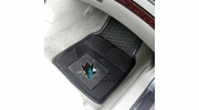 "Fan Mats 10673  NHL - San Jose Sharks 17"" x 27"" Heavy Duty Vinyl Car Mat Set"