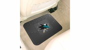 "Fan Mats 10781  NHL - San Jose Sharks 14"" x 17"" Vinyl Utility Mat (1 each)"