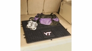 "Fan Mats 10844  VT - Virginia Tech Hokies 31"" x 31"" Vinyl Cargo Mat"