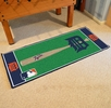 "Fan Mats 11076  MLB - Detroit Tigers 30"" x 72"" Baseball Runner Rug"