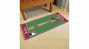 "Fan Mats 11092  MLB - St Louis Cardinals 30"" x 72"" Baseball Runner Rug"
