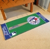 "Fan Mats 11095  MLB - Toronto Blue Jays 30"" x 72"" Baseball Runner Rug"