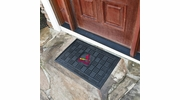 "Fan Mats 11316  MLB - St Louis Cardinals 19.5"" x 31.25"" Medallion Vinyl Door Mat"