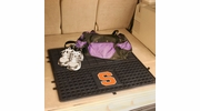 "Fan Mats 11340  SU - Syracuse University Orange 31"" x 31"" Vinyl Cargo Mat"