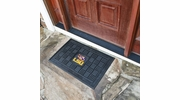"Fan Mats 11361  LSU - Louisiana State University Tigers 19.5"" x 31.25"" Medallion Vinyl Door Mat"