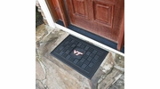 "Fan Mats 11400  VT - Virginia Tech Hokies 19.5"" x 31.25"" Medallion Vinyl Door Mat"