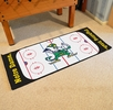 "Fan Mats 11685  ND - University of Notre Dame Fighting Irish 30"" x 72"" Hockey Rink-Shaped Runner Rug"