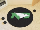 "Fan Mats 11814  University of North Dakota Fighting Hawks 27"" diameter Puck Mat"