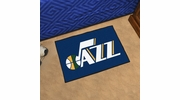 "Fan Mats 11865  NBA - Utah Jazz 19"" x 30"" Starter Series Area Rug / Mat"
