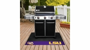 "Fan Mats 12107  Louisiana State University Tigers 26"" x 42"" Grill Mat"