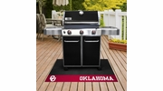 "Fan Mats 12129  University of Oklahoma Sooners 26"" x 42"" Grill Mat"