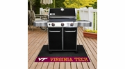 "Fan Mats 12135  Virginia Tech Hokies 26"" x 42"" Grill Mat"