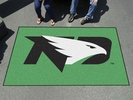 Fan Mats 1220  UND - University of North Dakota Fighting Hawks 5' x 8' Ulti-Mat Area Rug / Mat