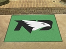 "Fan Mats 1221  UND - University of North Dakota Fighting Hawks 33.75"" x 42.5"" All-Star Series Area Rug / Mat"