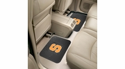 "Fan Mats 12270  Syracuse University Orange 14"" x 17"" Utility Mats 2 per Package"
