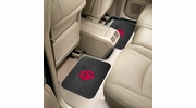 "Fan Mats 12294  University of Oklahoma Sooners 14"" x 17"" Utility Mats 2 per Package"