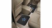 "Fan Mats 12299  NFL - Dallas Cowboys 14"" x 17"" Utility Mats 2 per Package"