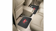 "Fan Mats 12361  NFL - Tampa Bay Buccaneers 14"" x 17"" Utility Mats 2 per Package"