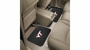 "Fan Mats 12393  Virginia Tech Hokies 14"" x 17"" Utility Mats 2 per Package"