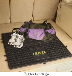 "Fan Mats 12471  UAB - University of Alabama at Birmingham Blazers 31"" x 31"" Vinyl Cargo Mat"