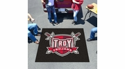 Fan Mats 1255  Troy University Trojans 5' x 6' Tailgater Mat / Area Rug