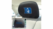 "Fan Mats 12564  Duke University Blue Devils 10"" x 13"" Head Rest Covers"