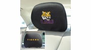"Fan Mats 12576  Louisiana State University Tigers 10"" x 13"" Head Rest Covers"