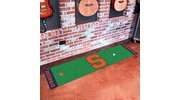 "Fan Mats 12815  SU - Syracuse University Orange 18"" x 72"" Putting Green Mat"