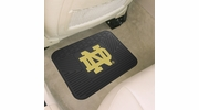 "Fan Mats 13254  University of Notre Dame Fighting Irish 14"" x 17"" Utility Mat"