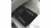 "Fan Mats 13495  NFL - New Orleans Saints 21"" x 27"" Deluxe Car Mat Set"