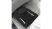 "Fan Mats 13497  NFL - Dallas Cowboys 21"" x 27"" Deluxe Car Mat Set"