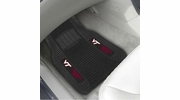 "Fan Mats 13827  Virginia Tech Hokies 21"" x 27"" Deluxe Car Mat Set"