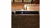 "Fan Mats 14047  MLB - Atlanta Braves 3.25"" x 24"" Drink Mat"
