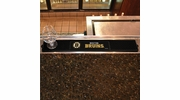 "Fan Mats 14062  NHL - Boston Bruins 3.25"" x 24"" Drink Mat"