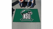 Fan Mats 14114  Northeastern State University River Hawks 5' x 8' Ulti-Mat