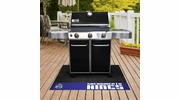 "Fan Mats 14220  NBA - Sacramento Kings 26"" x 42"" Grill Mat"