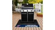 "Fan Mats 14224  NBA - Washington Wizards 26"" x 42"" Grill Mat"
